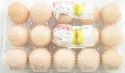 「鶏愛卵土」 15ヶパック