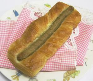 かもめパン あらびきウインナーデニッシュ
