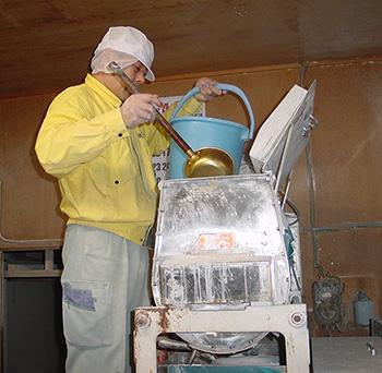 生産者情報;金子製麺