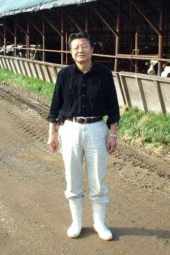 興農ファーム本田さん