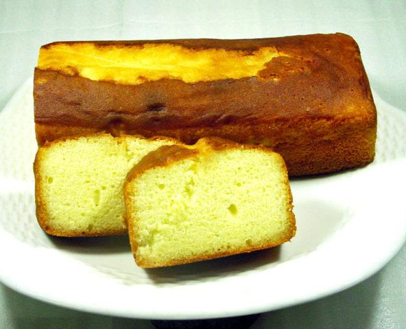 国産小麦粉ブランデーケーキ・かもめパン