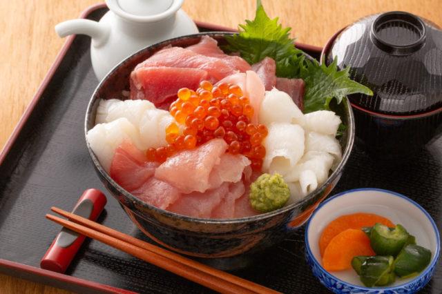 トクスイ 海鮮丼