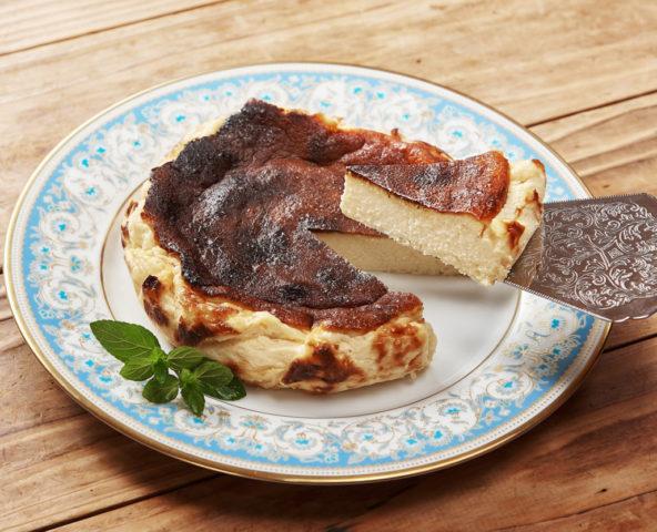 バスクチーズケーキレシピ