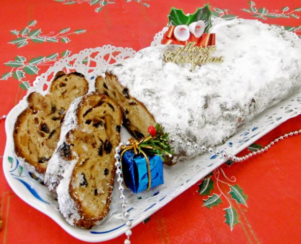 クリスマスシュトーレン・かもめパン