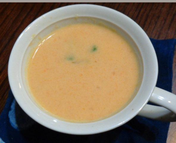 レシピニンジンスープ