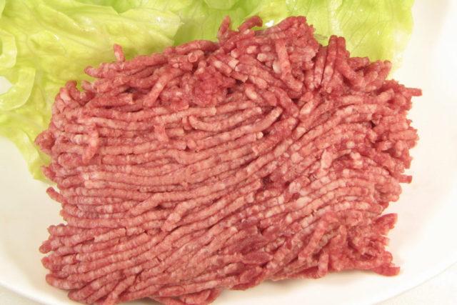 枕崎牛挽肉